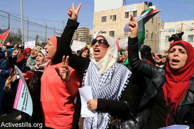 The Problem is Palestine