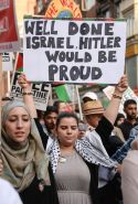 article 2 Well done Israel Hitler... Daily Express