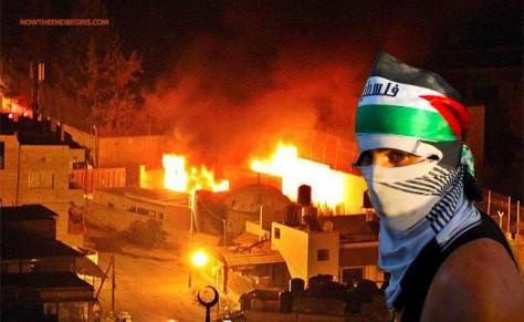 Articles 1 palestinians-torch-josephs-tomb-jerusalem-israel-third-intifada-abbas
