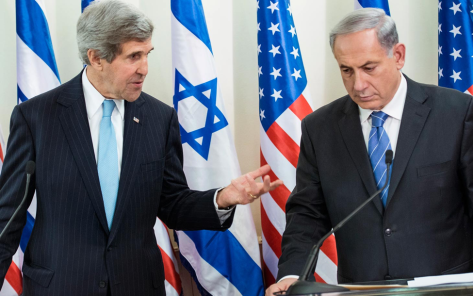 Articles Kerry and Netanyahu