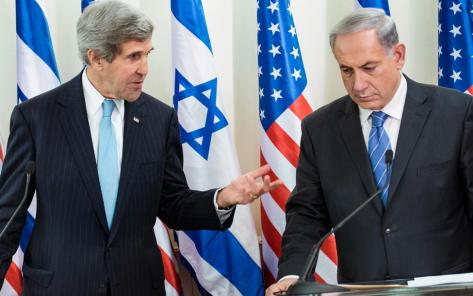 Articles Kerry and Netanyahu