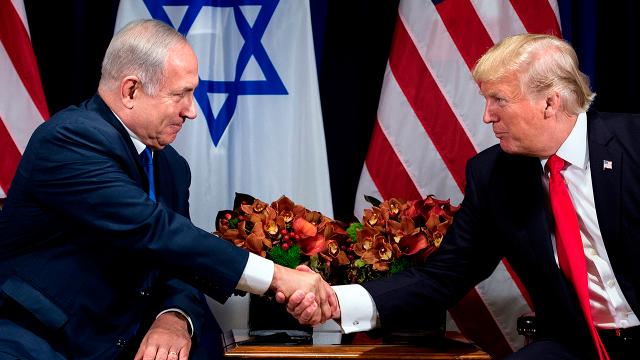 Why American-Israelis Prefer Trump